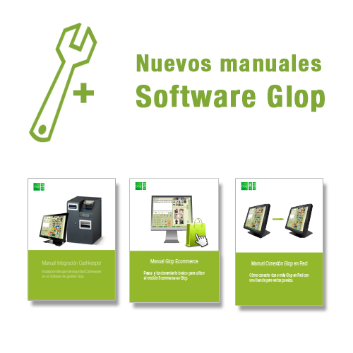 Manuales PDF software Glop